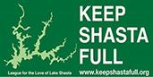 Keep Shasta Full