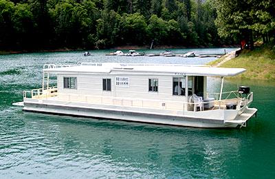 Houseboats for Rent | Shasta Lake | Holiday Harbor