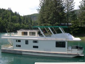 Houseboat Rentals Shasta Lake California