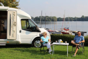 rv campground shasta lake