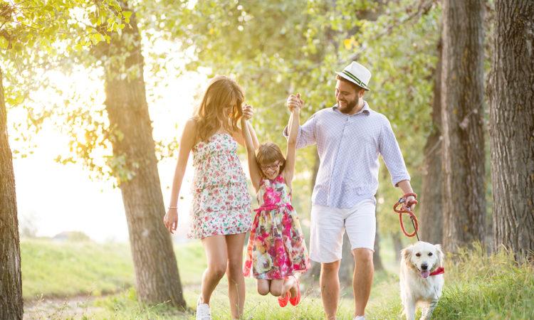 family enjoys shasta lake houseboat rentals