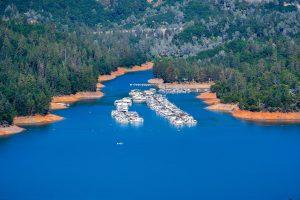 Visit Holiday Harbor: One of Shasta Lake's Best Marinas